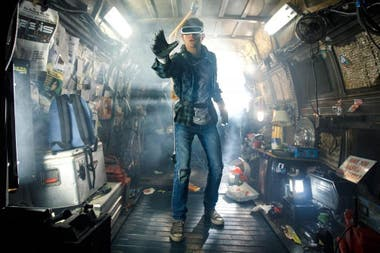 Para Ready Player One se utilizó la tecnología vinculada al marketing digital