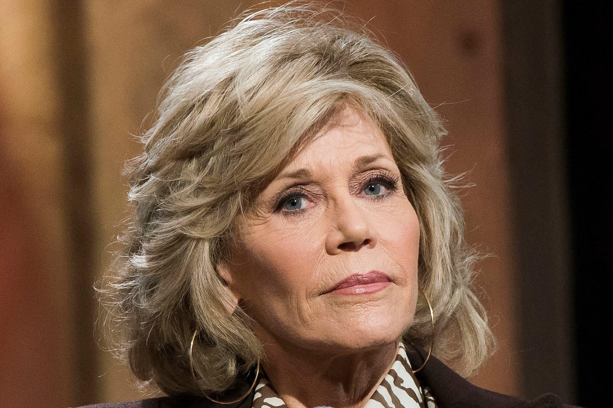 Jane Fonda contó que batalló varias veces contra el cáncer