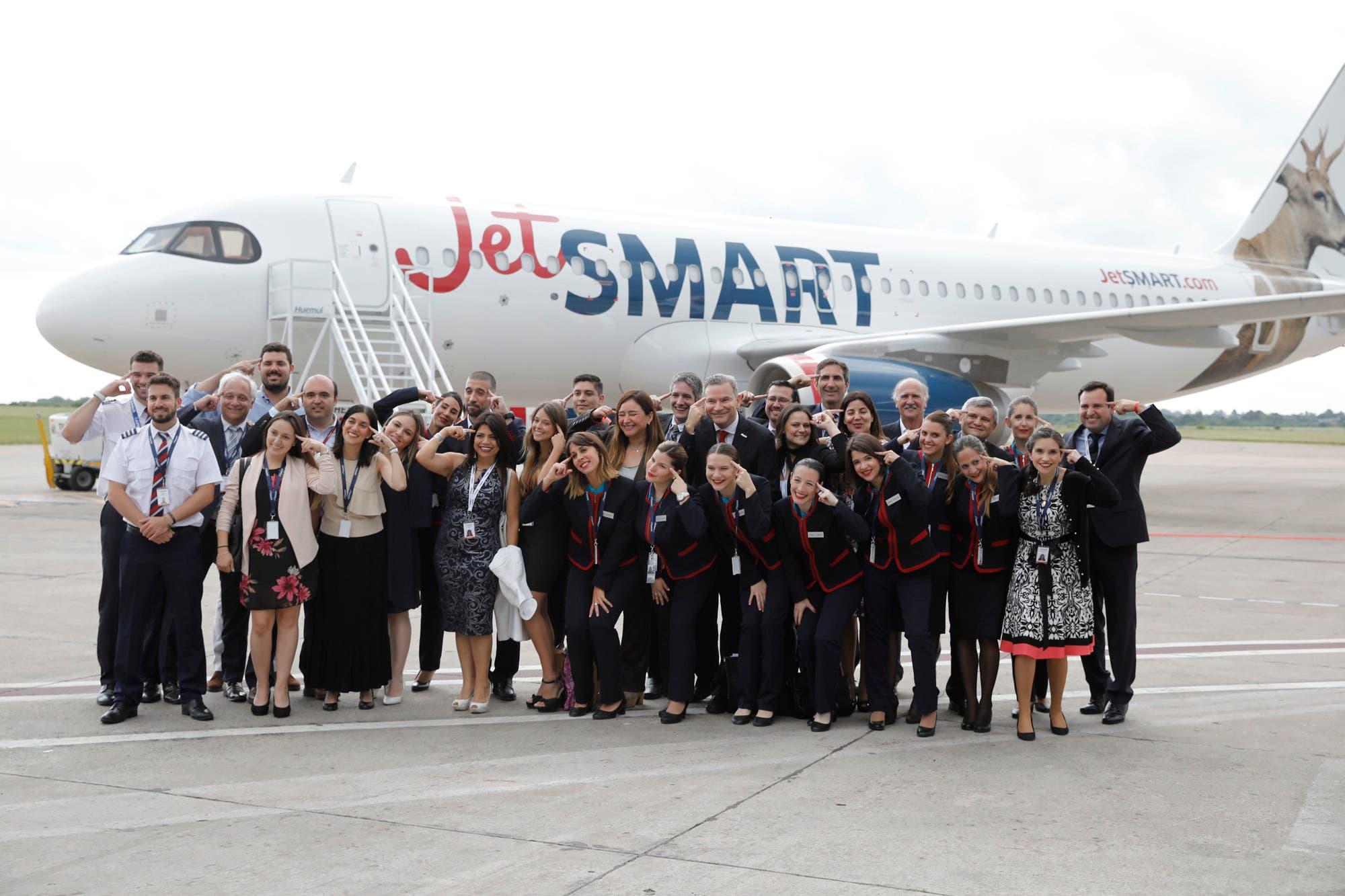 Resultado de imagen para Jetsmart Argentina huemul