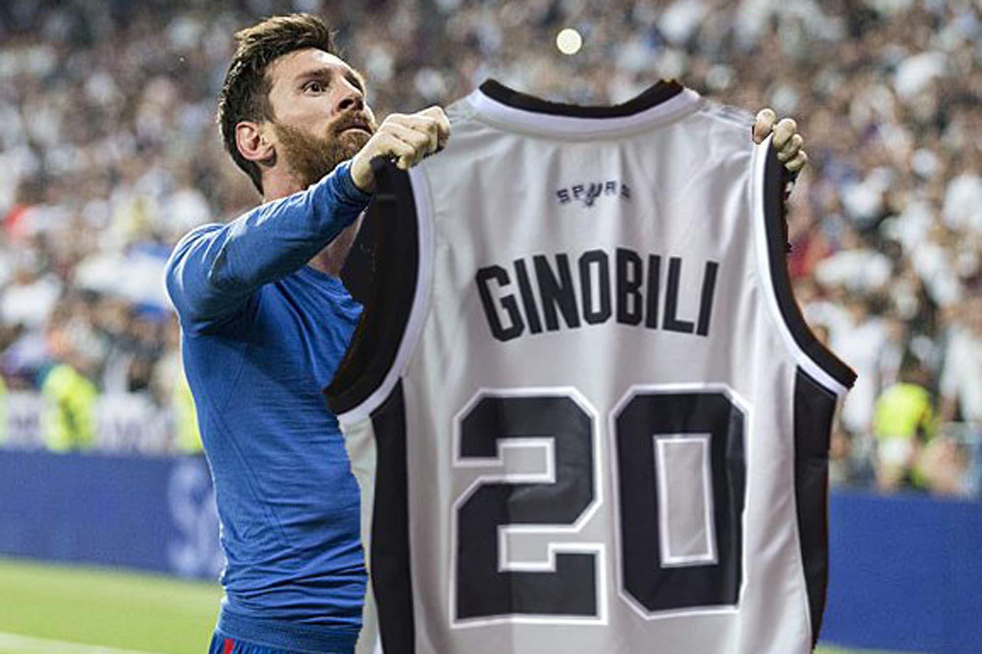 Los mejores memes del retiro de la camiseta de Manu Ginóbili