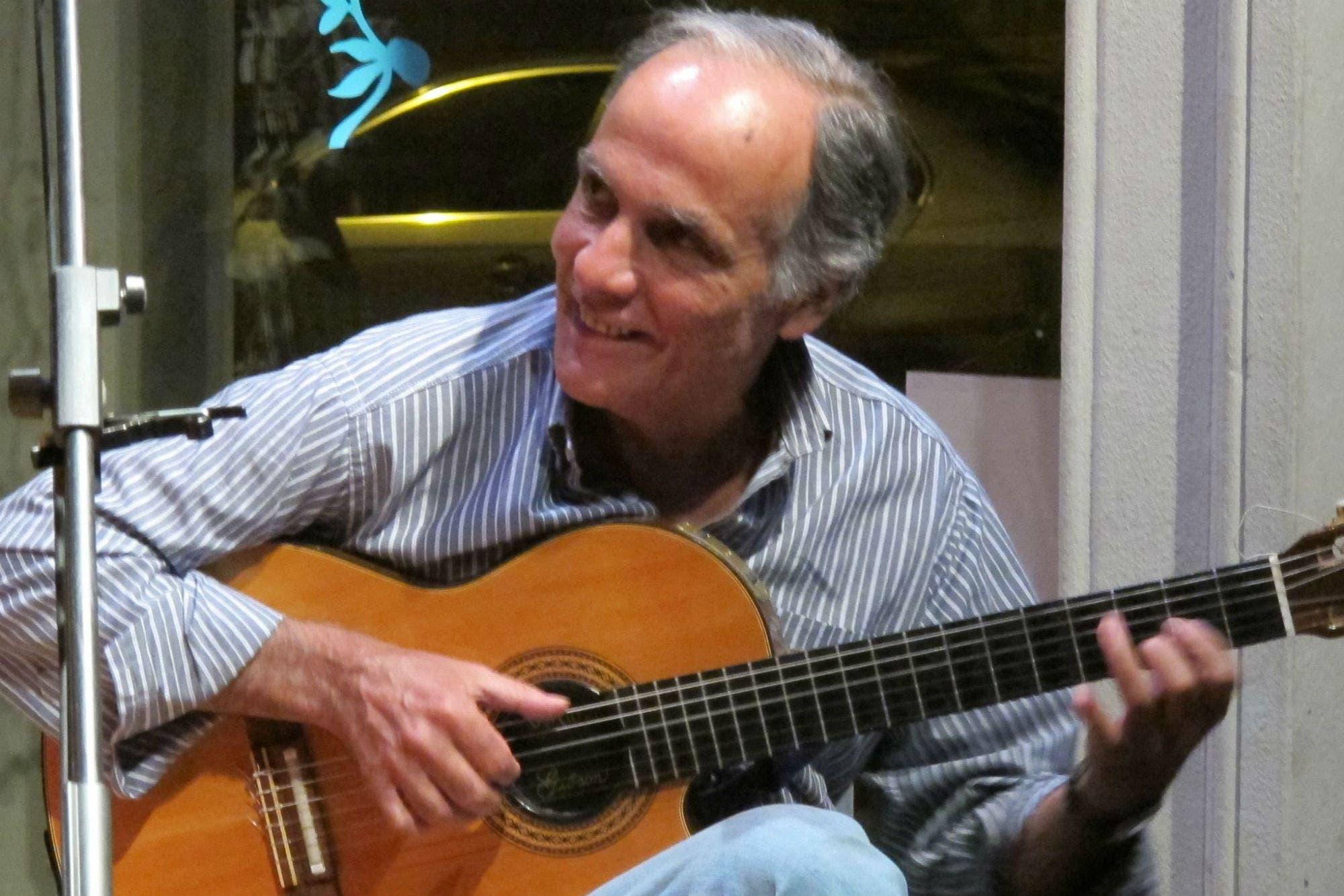 Murió el guitarrista Agustín Pereyra Lucena