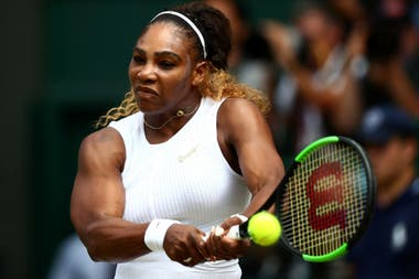 Serena Williams no pudo alcanzar su trofeo número 24 en el nivel de Grand Slam.