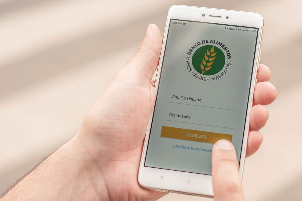 App de Banco de Alimentos