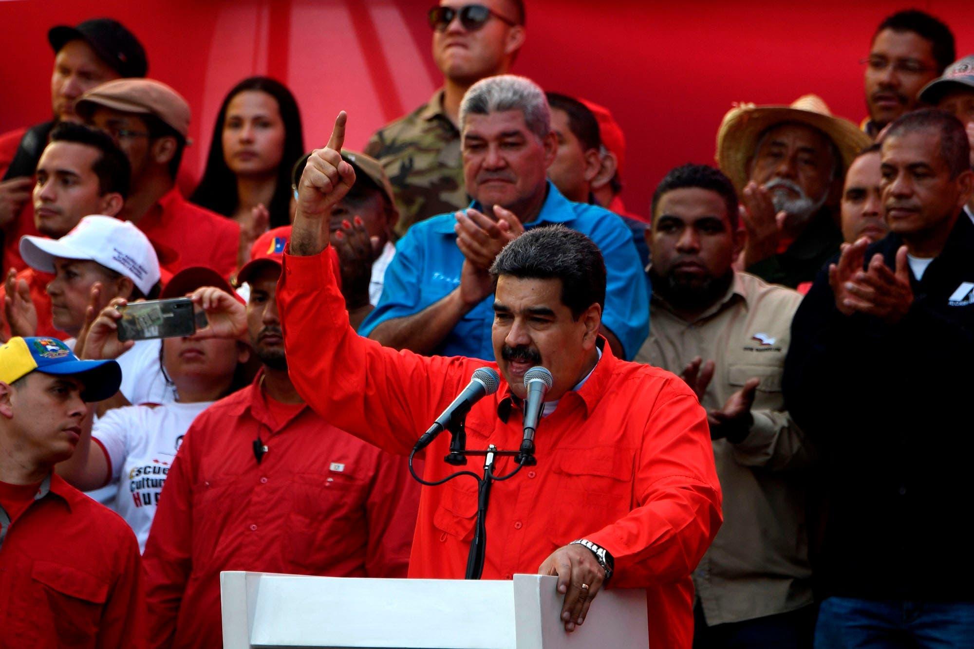 Mensaje para Kicillof y Fernández: Maduro quiere terminar dos buques en el astillero Río Santiago
