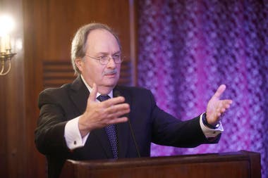 Gustavo Vittori, secretario del Museo de la Constitución