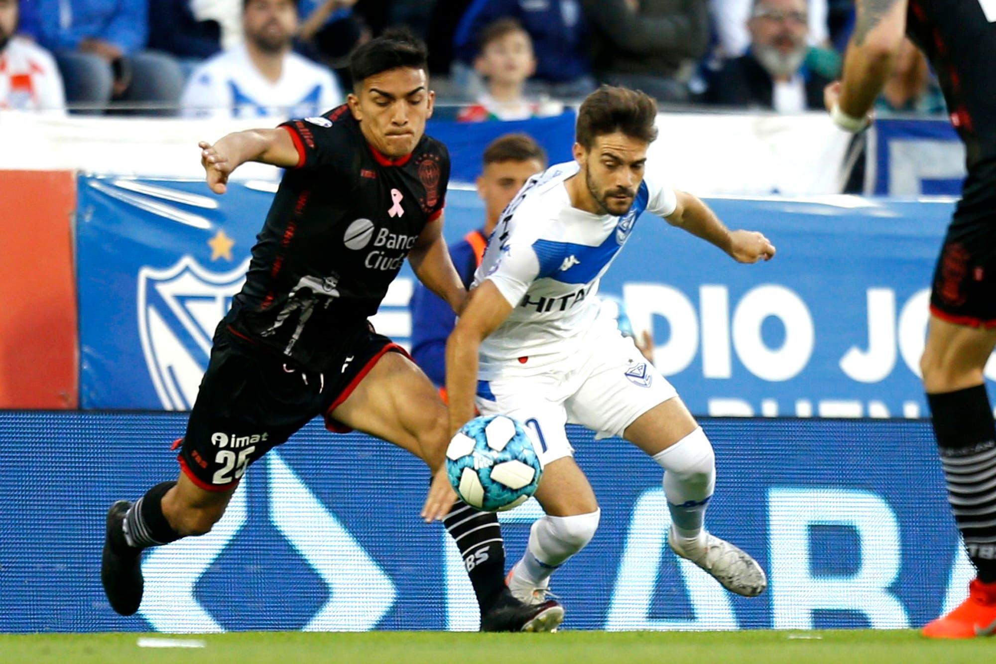Vélez-Huracán, por la Superliga: una propuesta atractiva en Liniers