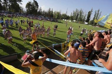 El festejo de Hindú en Mendoza