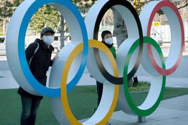 Los Juegos Olímpicos están previstos para julio de 2021