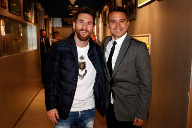 """""""Es difícil jugar con Messi"""". Javier Saviola usó la frase de Dybala y habló de la posible transferencia de Lautaro Martínez a Barcelona"""