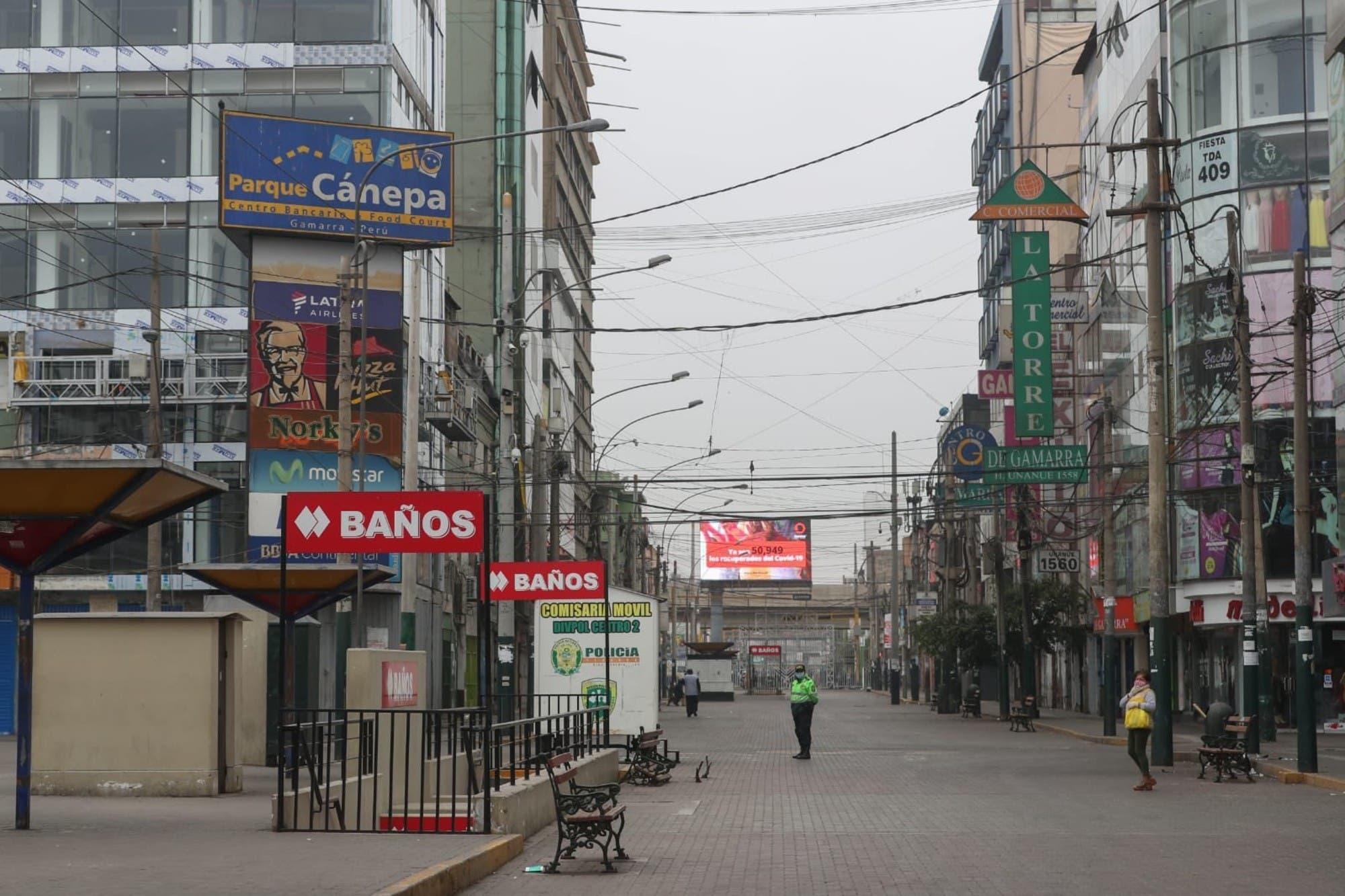 Perú registra otro récord de casos de coronavirus