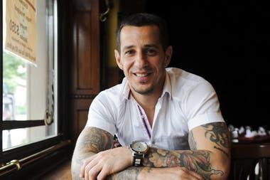 Los tatuajes de Romagnoli fueron motivo de debate