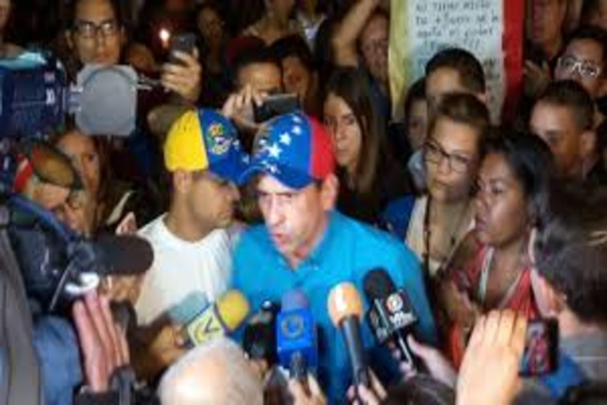 Venezuela: Henrique Capriles, el político que busca la tercera resurrección