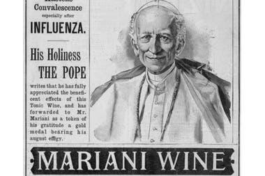 Vin Mariani, el vino con extracto de hojas de coca