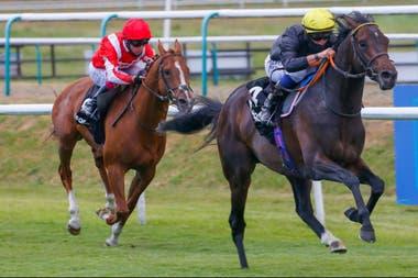 English King ganó dos de sus tres carreras y es el favorito en el Epsom Derby