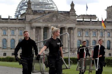 El coronavirus dejó en las últimas 24 horas en Alemania más de 1200 nuevos casos y cuatro víctimas mortales
