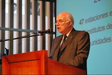 En el INTA fue presidente entre 2009 y 2019. También estuvo en el Senasa