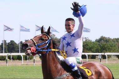 Sobre Hope Glory, Jorge Ricardo volvió a ser el más ganador del mundo en febrero de 2018, en San Isidro