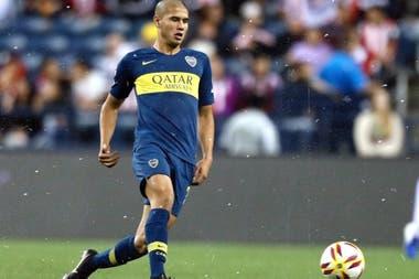 Ramos Mingo, entró en conflicto con Boca y se fue del club a principio de año; ahora, estará en el banco de suplentes de Barcelona ante Villarreal