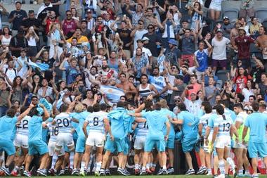 Y con ellos también: la fiesta con los argentinos presentes en Sydney
