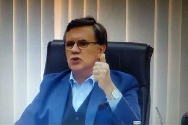 Manuel Otero, director general del IICA