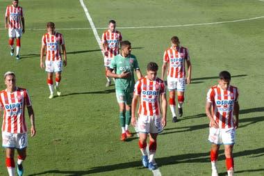 Unión dejó pasar una oportunidad: un empate le hubiera bastado para clasificarse.