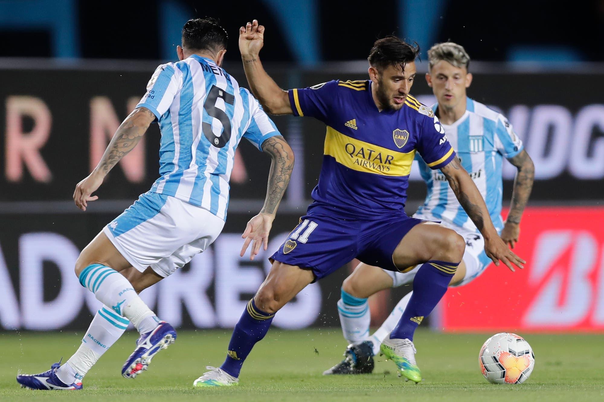 Boca-Racing: la necesidad de arriesgar sin recibir goles, un dilema para Miguel Russo