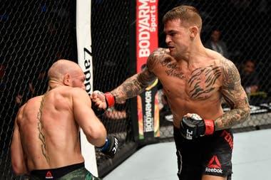 Poirier vapulea a McGregor en la UFC