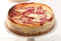 Cheesecake de frutillas