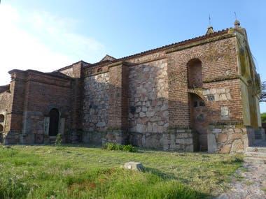 Iglesia de Nuestra Señora del Rosario, Ischilín.