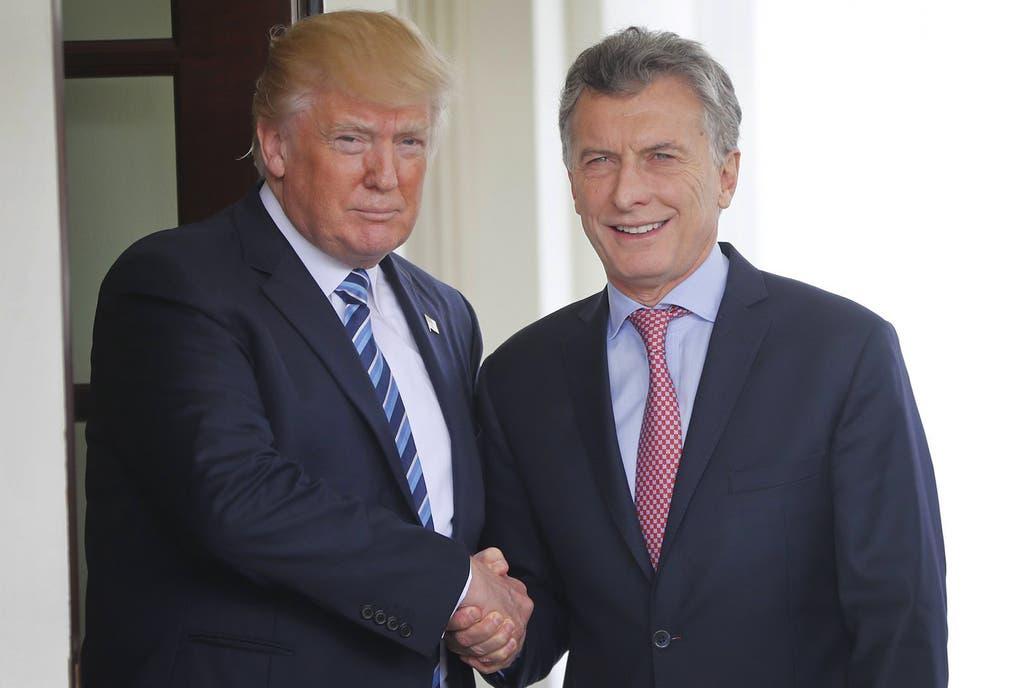 Macri y Trump, en su último encuentro; hoy volvieron a hablar por la siderurgia