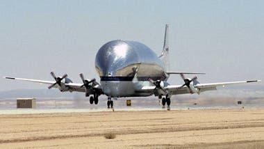 Airbus y la NASA estuvieron entre quienes usaron el Super Guppy para transportar piezas de gran tamaño en la década de 1970.