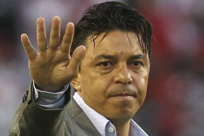 El vocero de Claudio Tapia descartó en un tuit la posible llegada de Marcelo Gallardo a la selección nacional