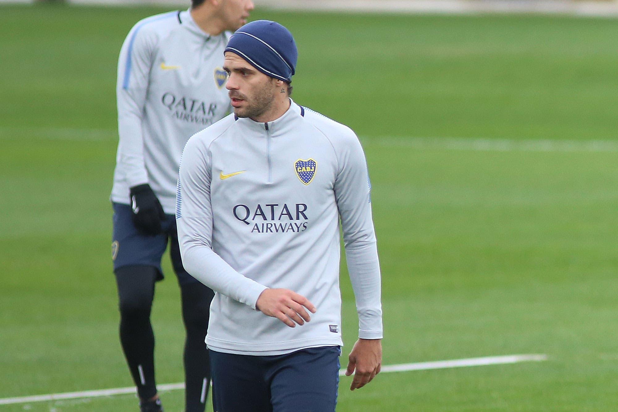 El Día G: un lunes en el que en Boca todo girará en torno a Fernando Gago