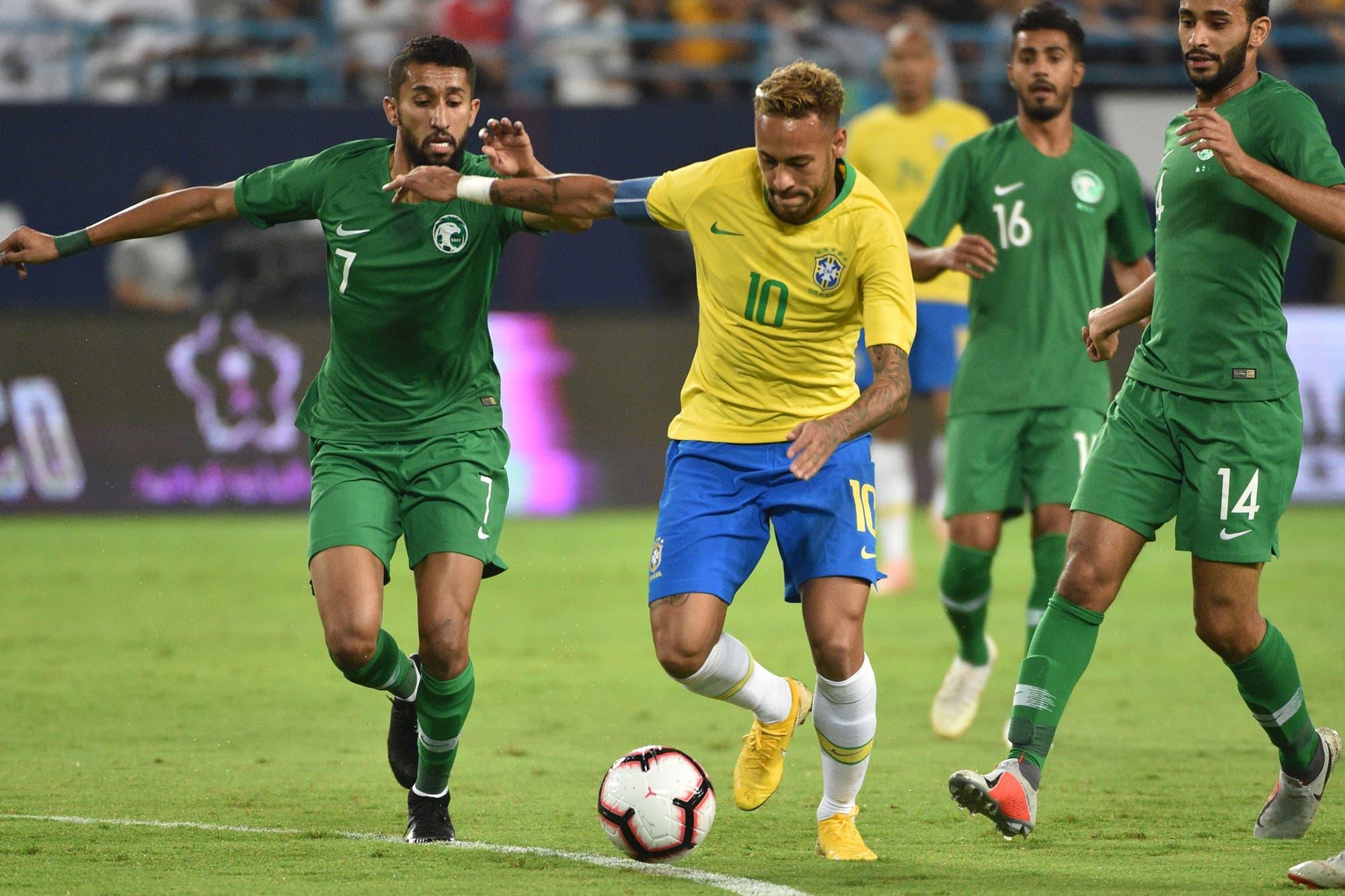 Los goles del triunfo de Brasil y la frase de Tite sobre el rival que viene: la Argentina