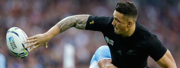 Sonny Bill Williams cumple 50 partidos con los All Blacks: el rugbier, boxeador y alcohólico recuperado