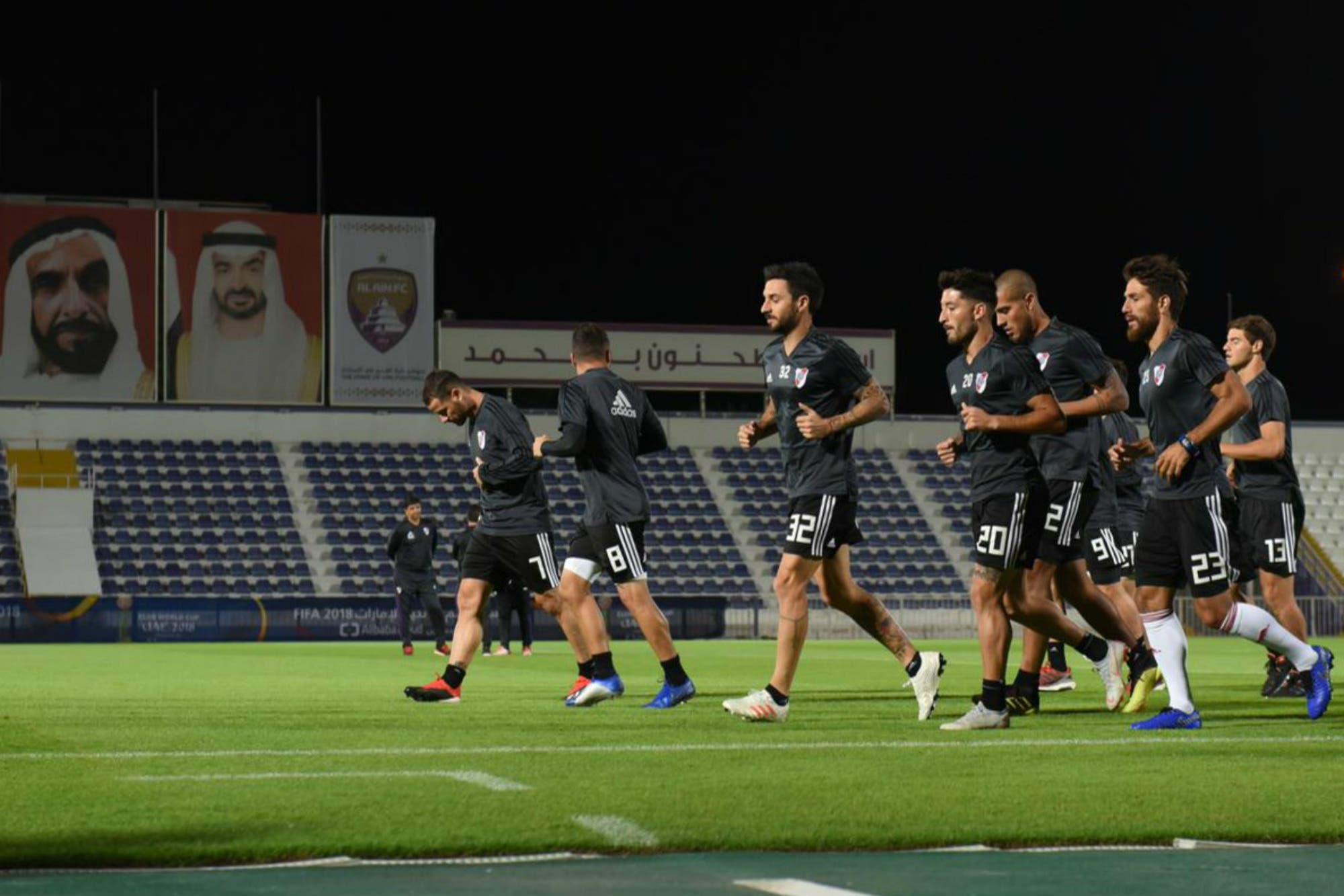 River-Al Ain, en vivo: cómo ver online el partido por las semifinales del Mundial de Clubes