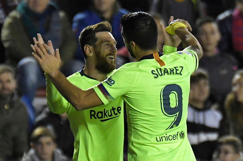 Otra marca para los libros: Messi llega en 2018 a los 50 goles, un piso que alcanzó en otros siete años