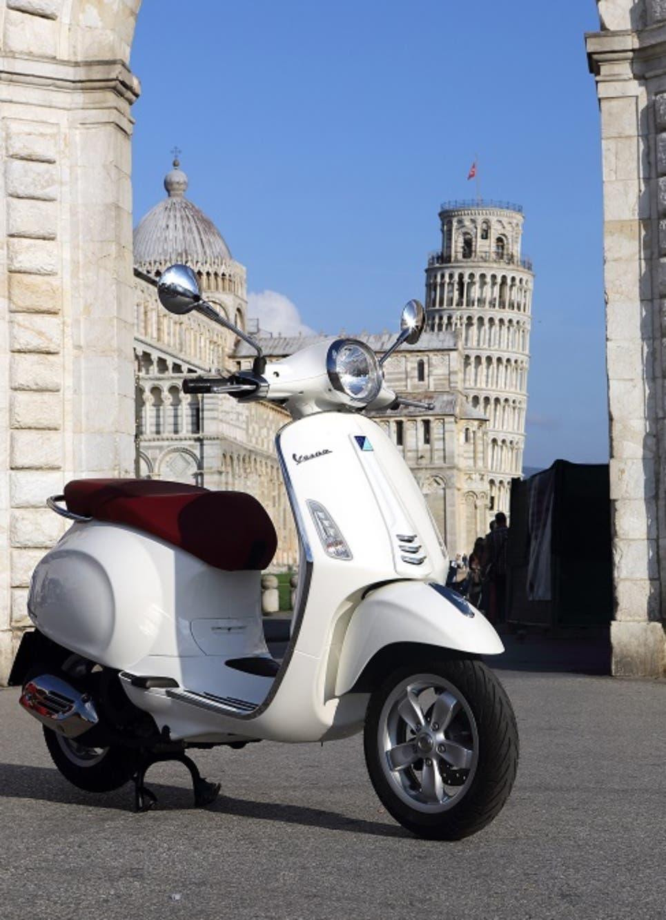 Las motos Vespa cambian de manos y se fabricarán en la Argentina