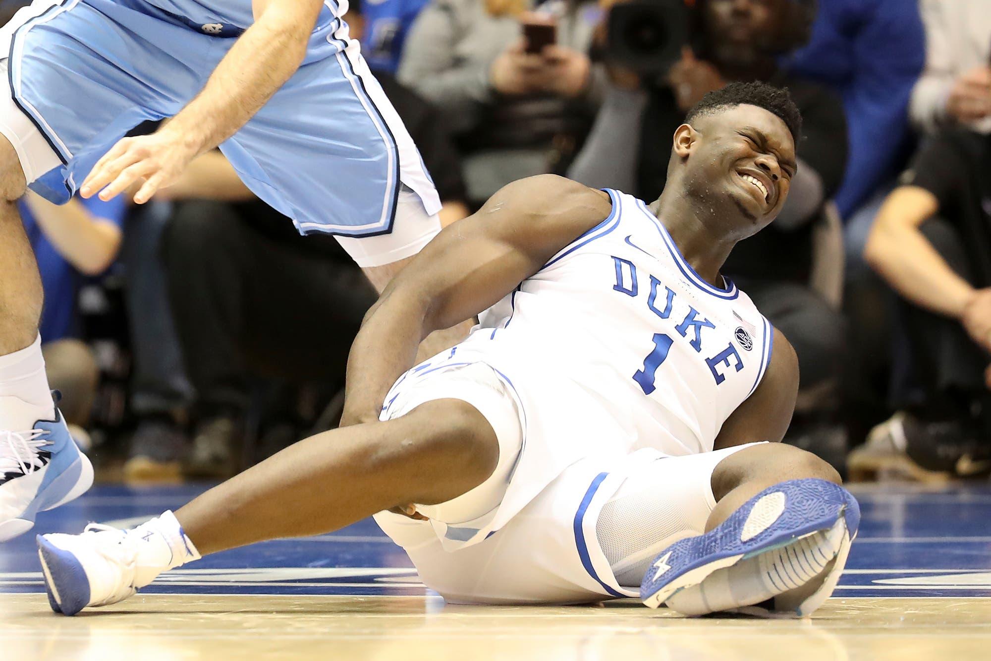 """Todo lo que destapó """"el escándalo de la zapatilla"""" que le estalló a una futura estrella de la NBA"""