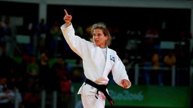 Paula Pareto, la judoca es una gran representante según los argentinos que votaron