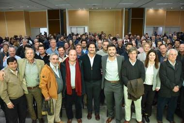Hubo más de 400 asistentes al encuentro en Olavarría
