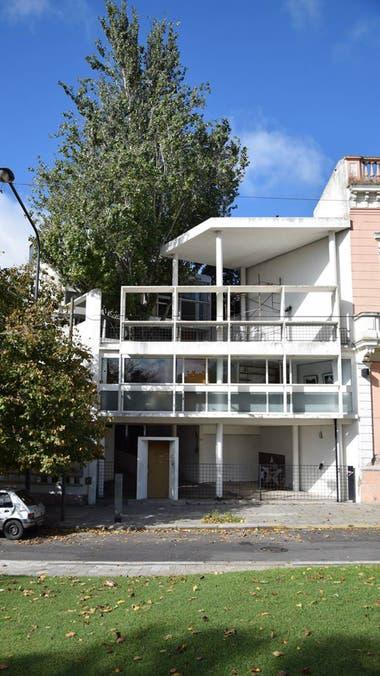 La casa Curutchet, en La Plata