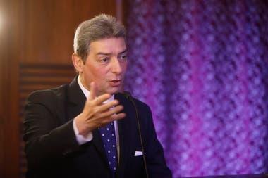 El ministro de la Corte Horacio Rosatti