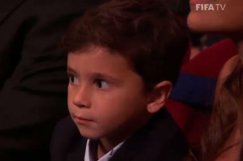 The Best. El pedido de Mateo, el voto de Messi a Gallardo y la redundancia: los memes y los mejores tuits del premio