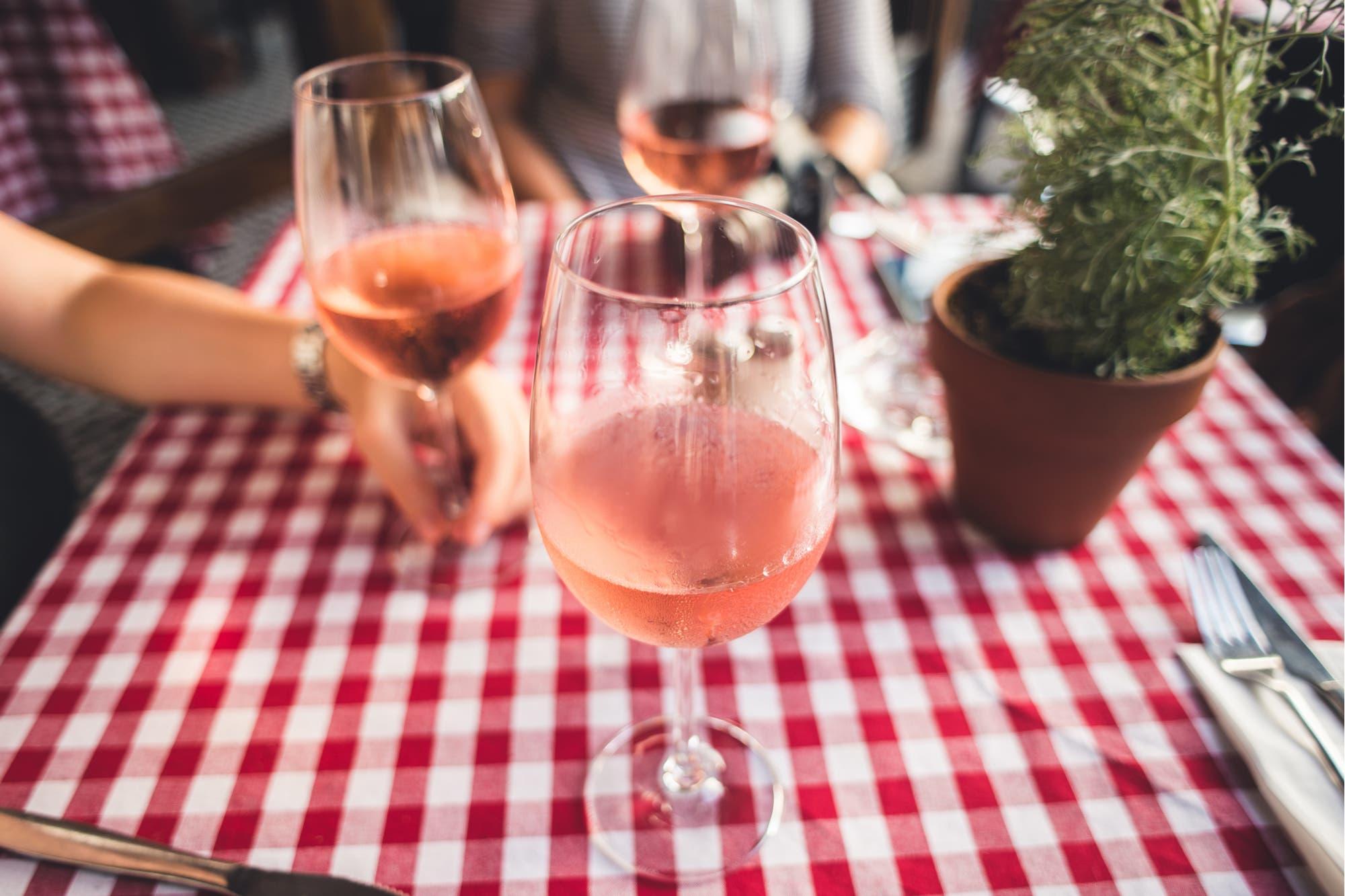 De 250 A 1400 Estrená La Primavera Con 12 Vinos Rosados