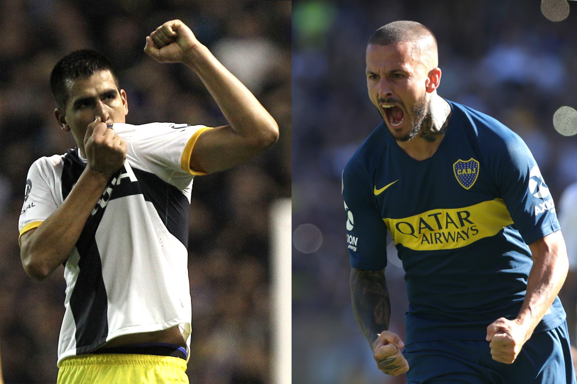 Boca: la chance de Viatri, el dilema con los número 9 y el vacío tras la salida de Darío Benedetto