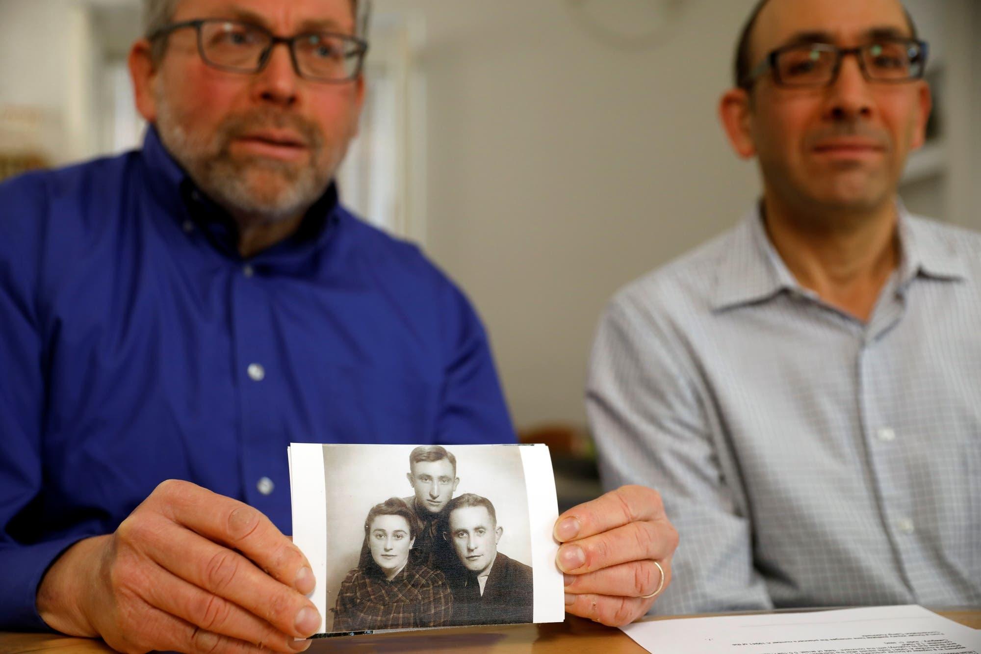 Los algoritmos de reconocimiento facial podría ayudar a dilucidar la historia de víctimas del Holocausto