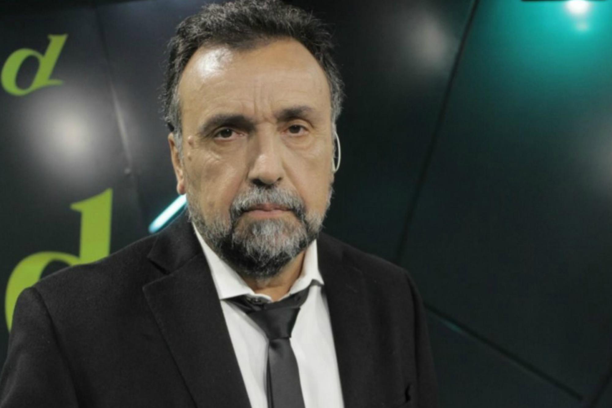 """Roberto Navarro estalló contra el Gobierno en su editorial: """"El plan fracasó"""""""