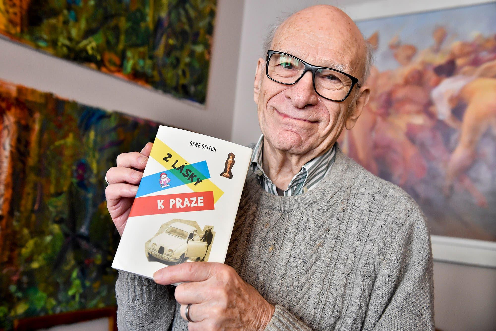 Murió el dibujante y director Gene Deitch