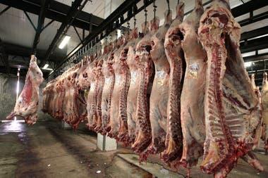 La media res subió hasta 7 pesos por kilo en la semana, según los carniceros, y trasladarán el incremento